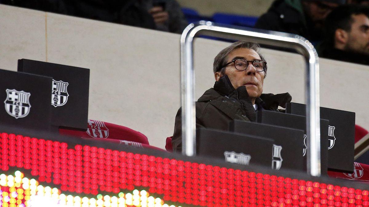 Ariedo Braida, ex d.s. del Milan e del Barcellona