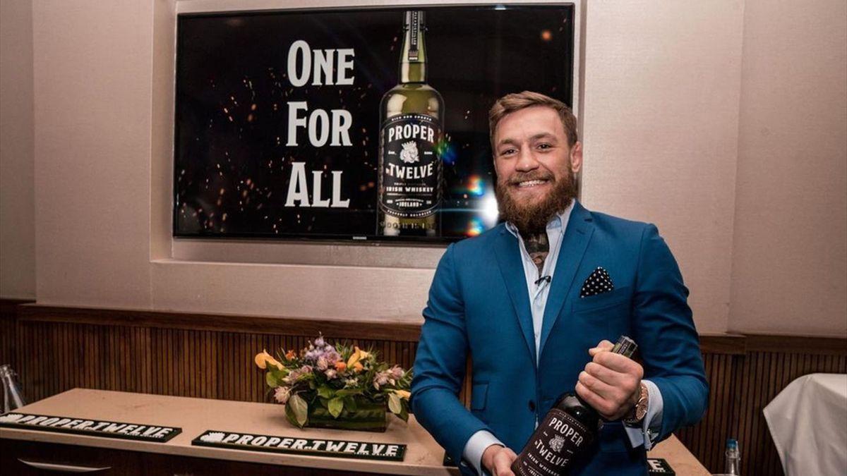 Conor McGregor - whisky 'Proper No.12'