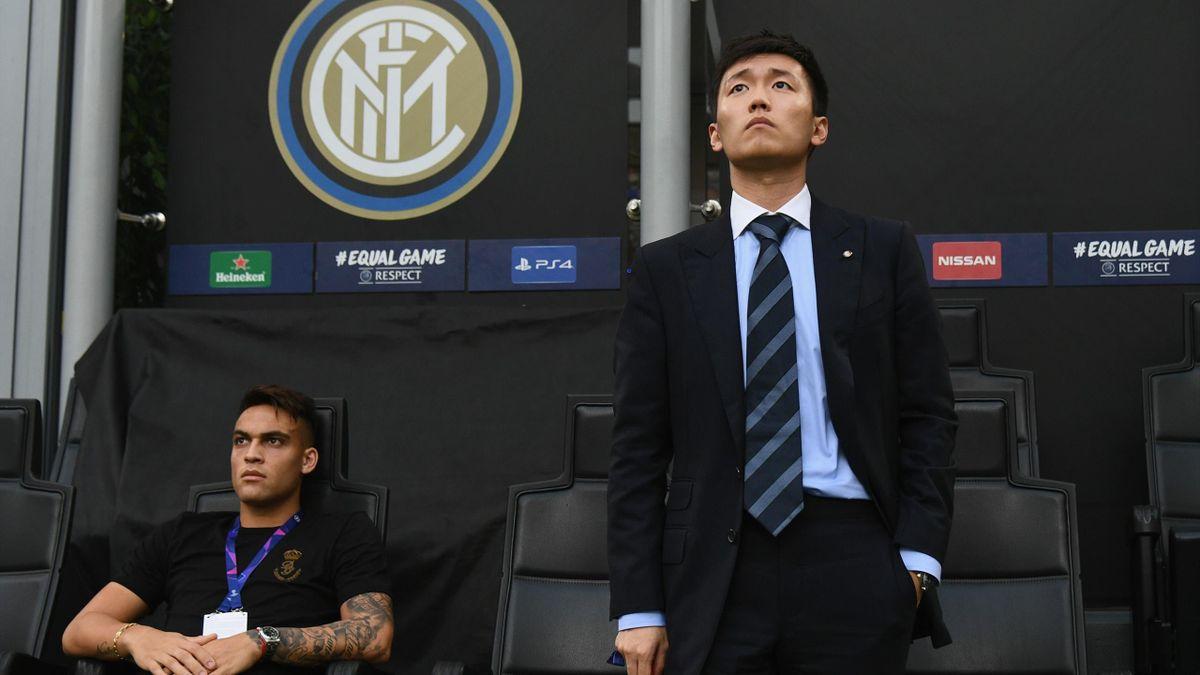 Steven Zhang, presidente dell'Inter, Getty Images