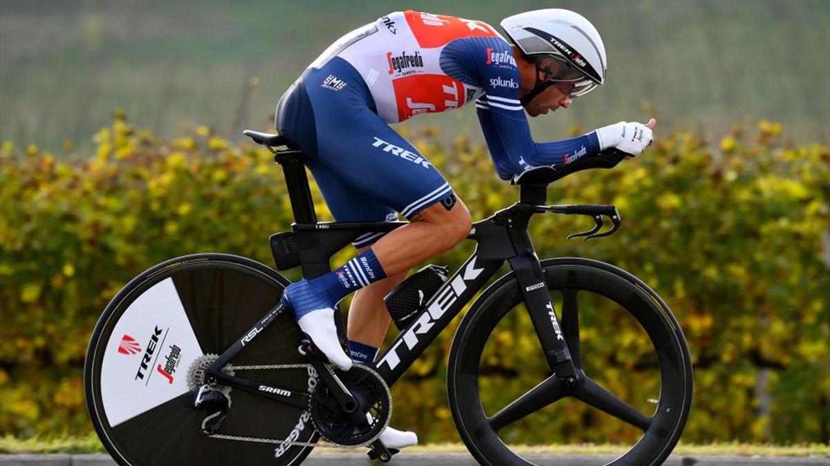 Vincenzo Nibali - Giro d'Italia 2020, stage 14 - Getty Images