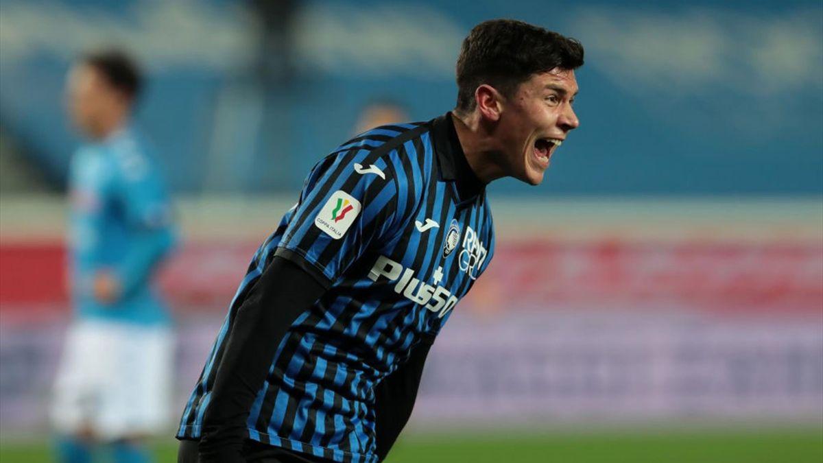 Matteo Pessina - Atalanta-Napoli Coppa Italia 2020-21