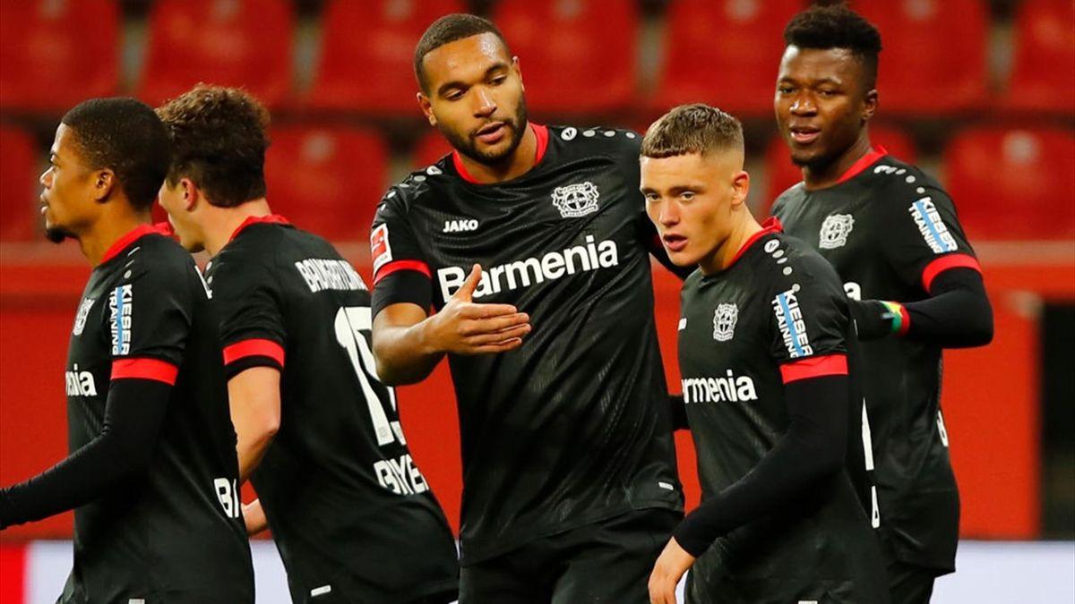 Bundesliga - È il Bayer Leverkusen l'anti-Bayern! Primo in ...