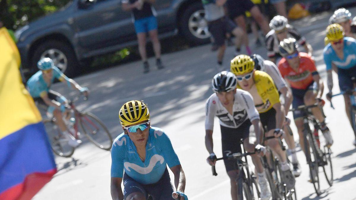 Tour de France 2018: Nairo Quintana