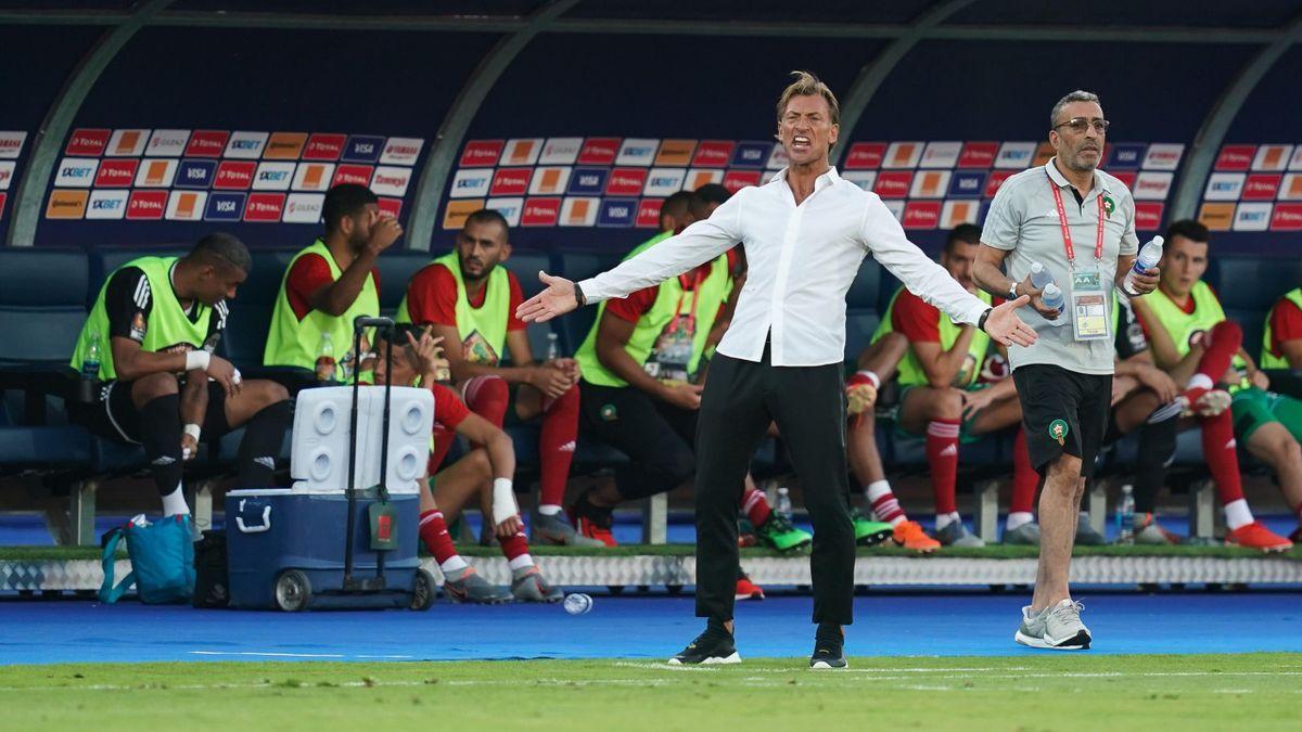 Copa África 2019, Marruecos-Benin Renard