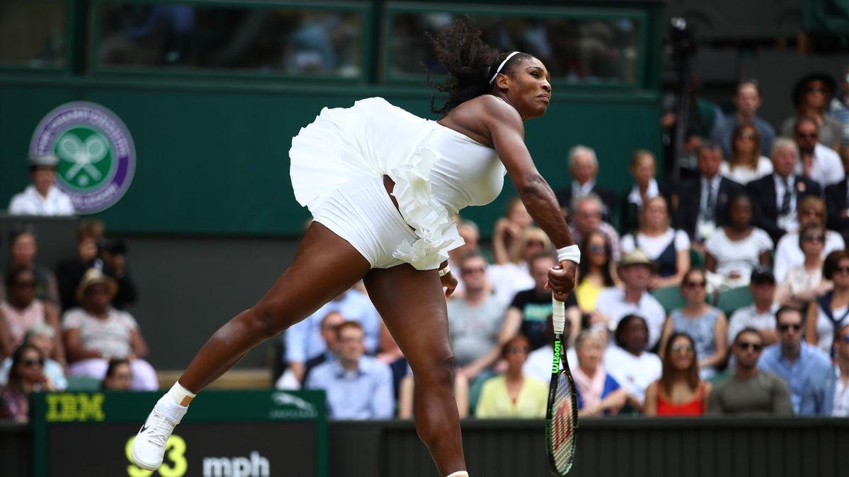 Serena Williams, 2016 Wimbledon