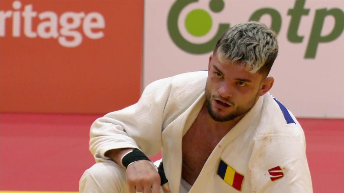 Judo Tel Aviv Grand Slam : Raicu (ROU) wins gold medal in -73kg category