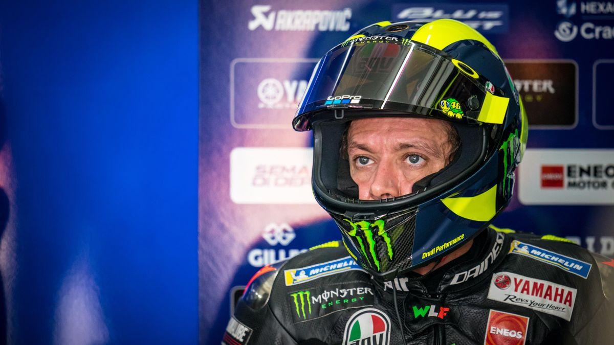 Valentino Rossi, GP di Valencia
