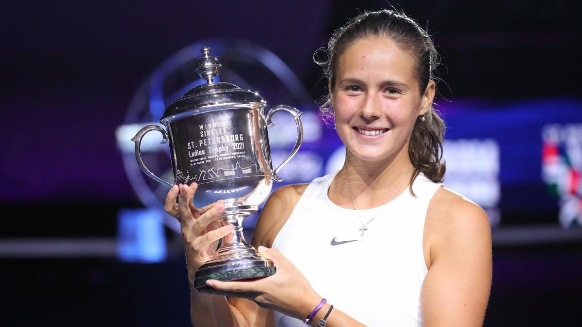 Darya Kasatkina - WTA Saint-Pétersbourg 2021