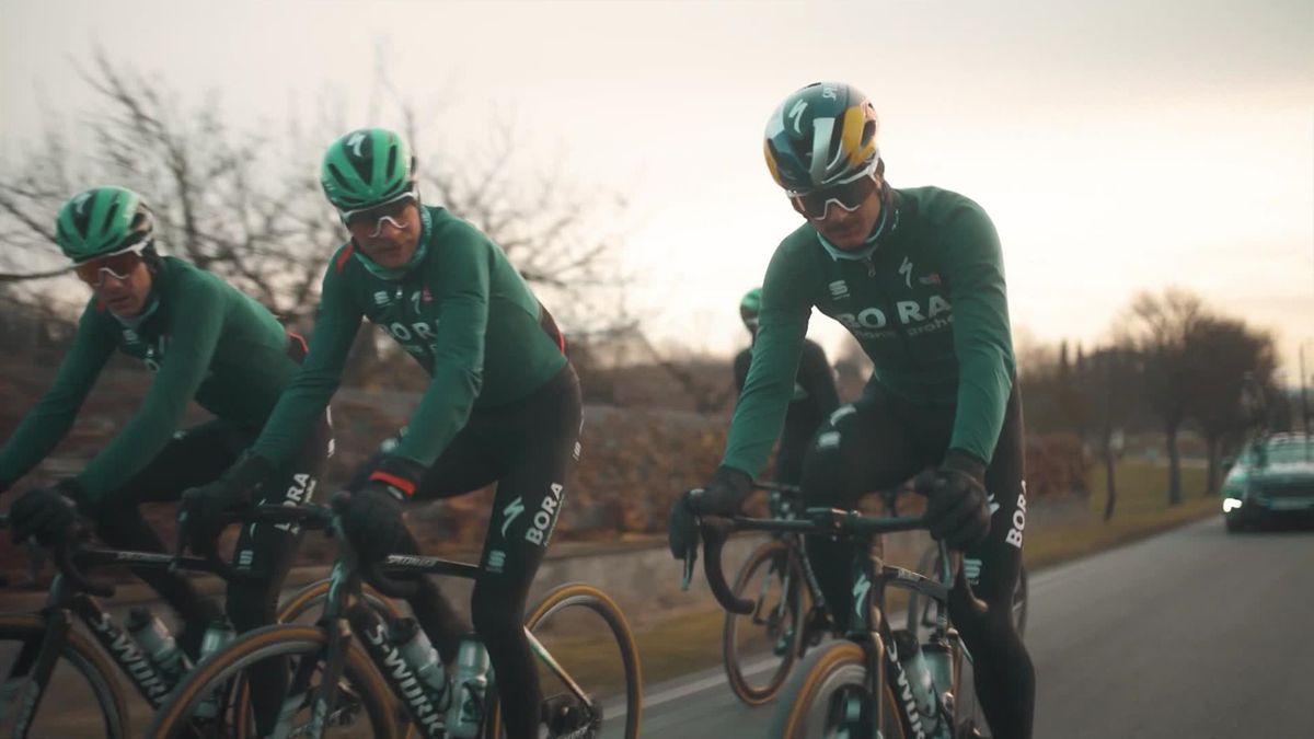 De rival de Kilian Jornet à cycliste professionnel, le parcours singulier d'Anton Palzer