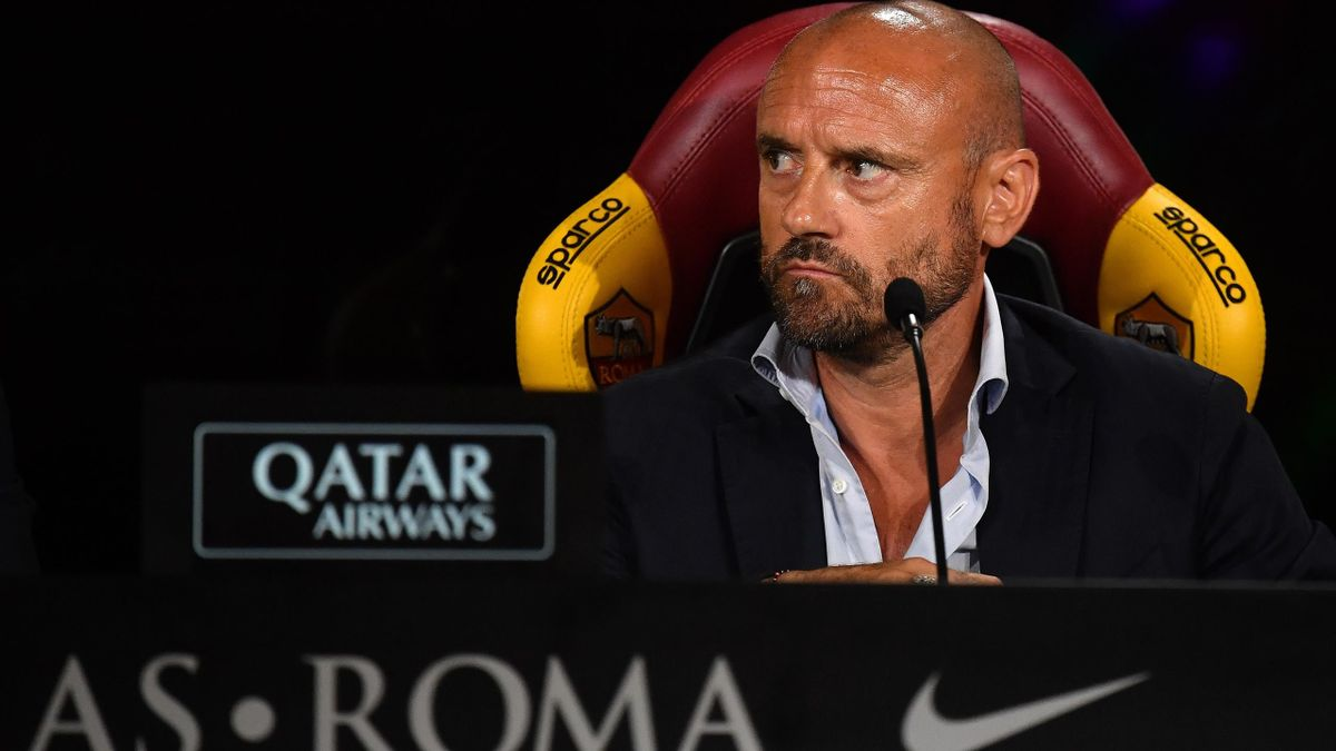 Petrachi, Roma - Serie A 2019/2020 - Getty Images