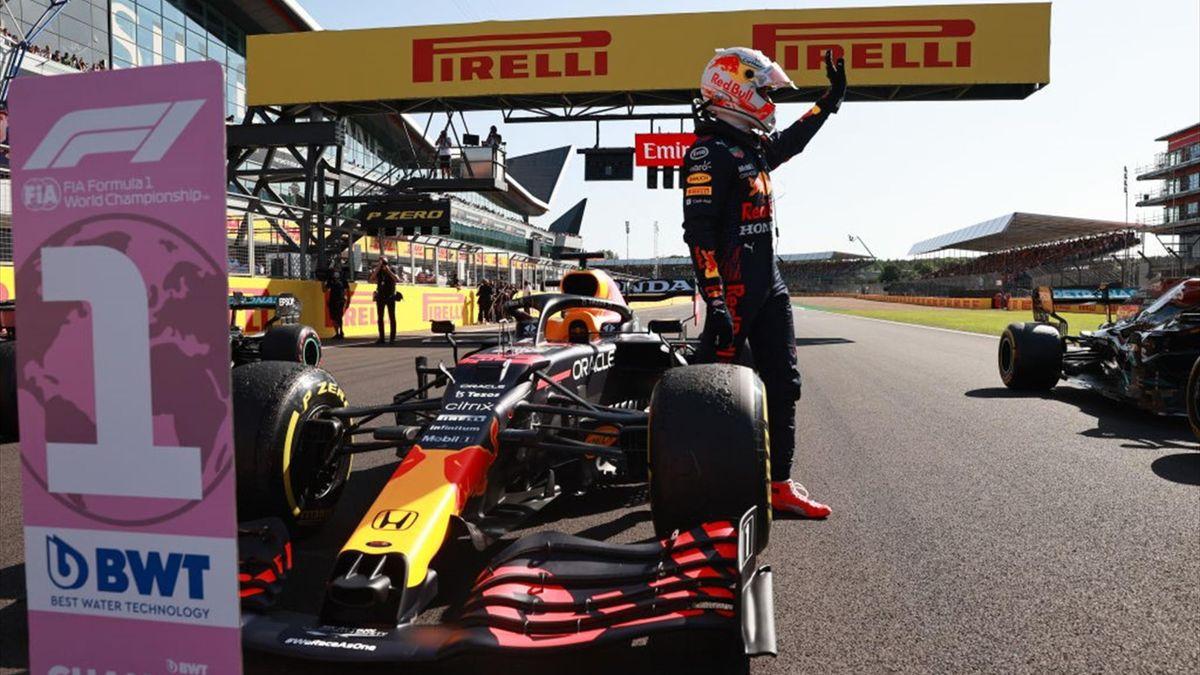 Max Verstappen (Red Bull) - GP of Great Britain 2021