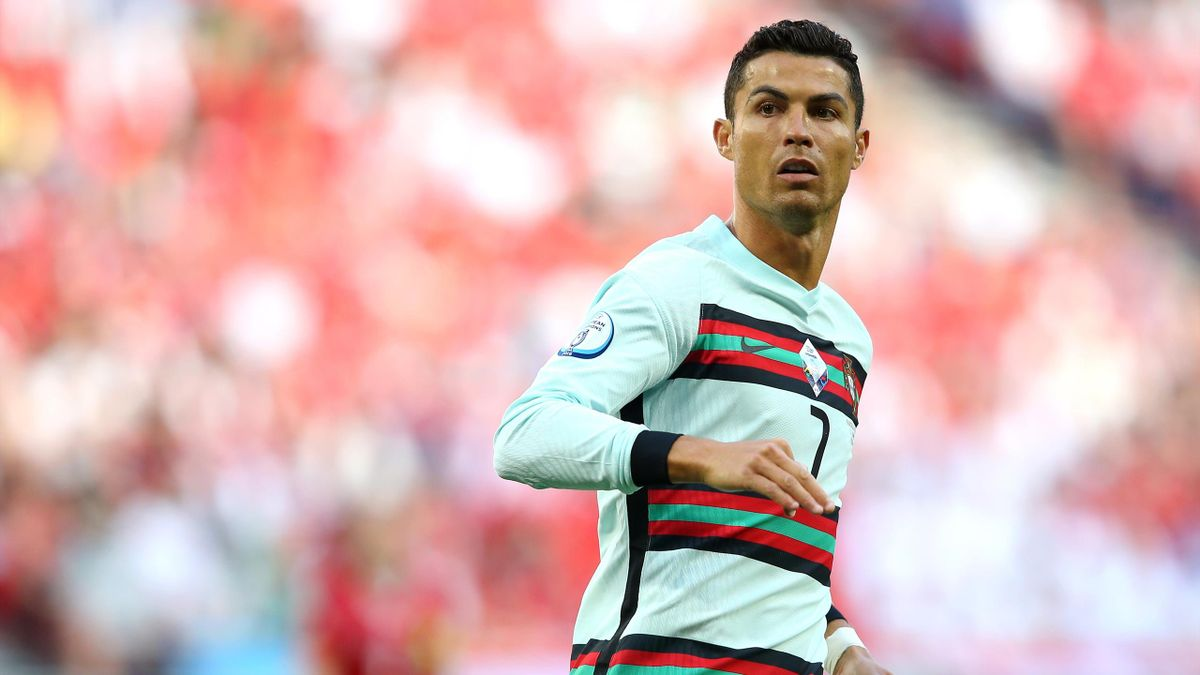 Криштиану Роналду, Венгрия – Португалия, Евро-2020