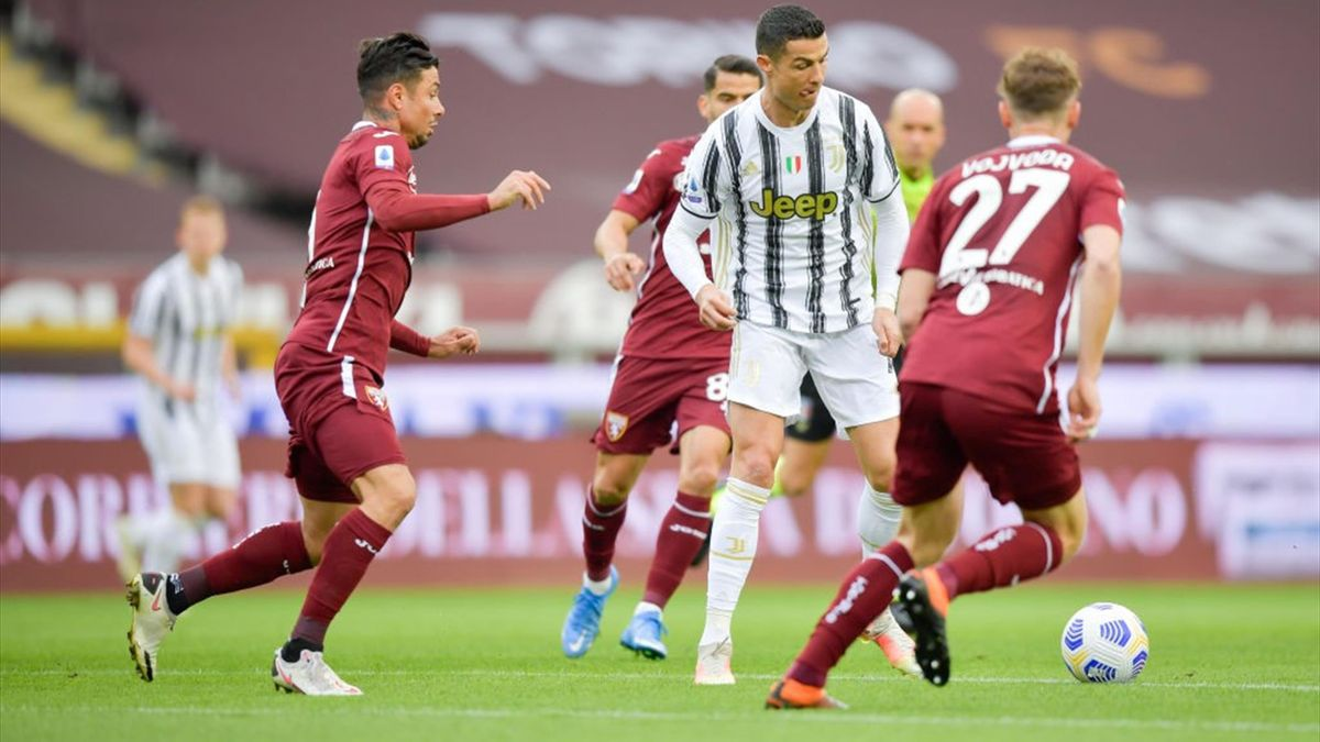 Torino-Juventus - Serie A 2020/2021 - Getty Images