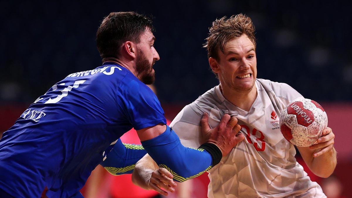 Mathias Gidsel | handball | Denkmark | Tokyo 2020 | ESP Player Feature