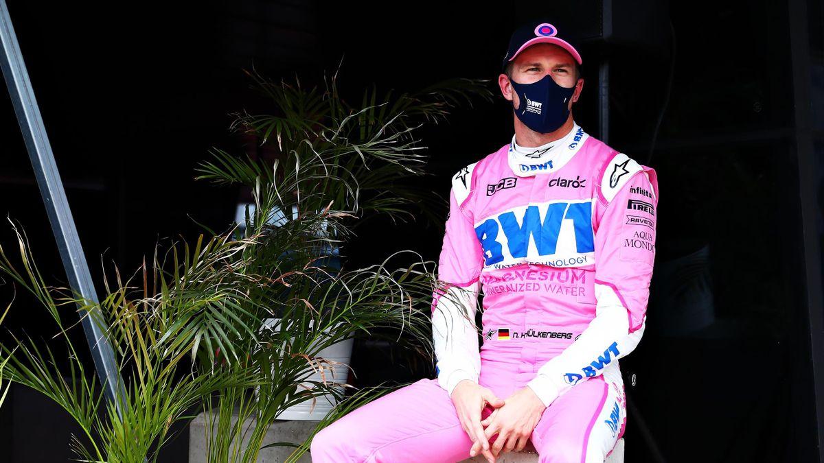 Nico Hülkenbergs Blitz-Comeback in der Formel 1 könnte nach dem zweiten Silverstone-Rennen enden