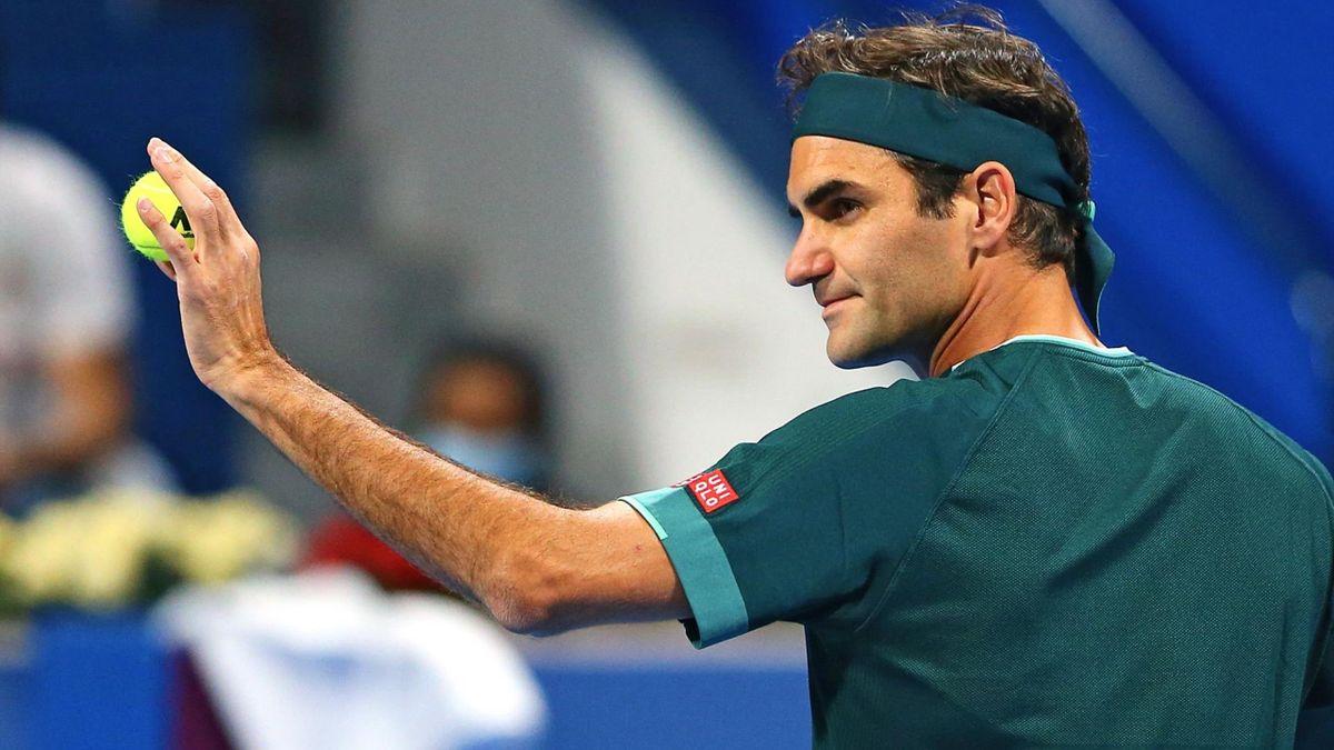 Federer Doha
