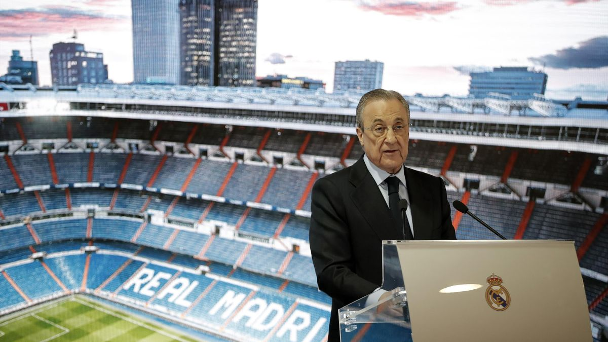 Florentino Perez vrea să întărească pe Real Madrid cu Mahrez