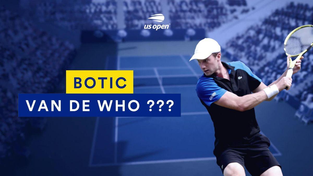 US Open | Botic van de who? Kristie Boogert over de Nederlandse sensatie