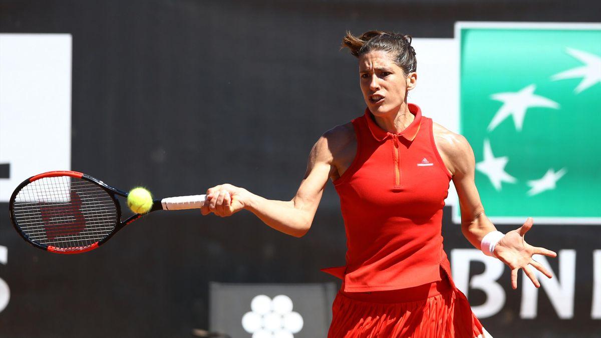 Andrea Petkovic erleidet fünfte Erstrunden-Niederlage
