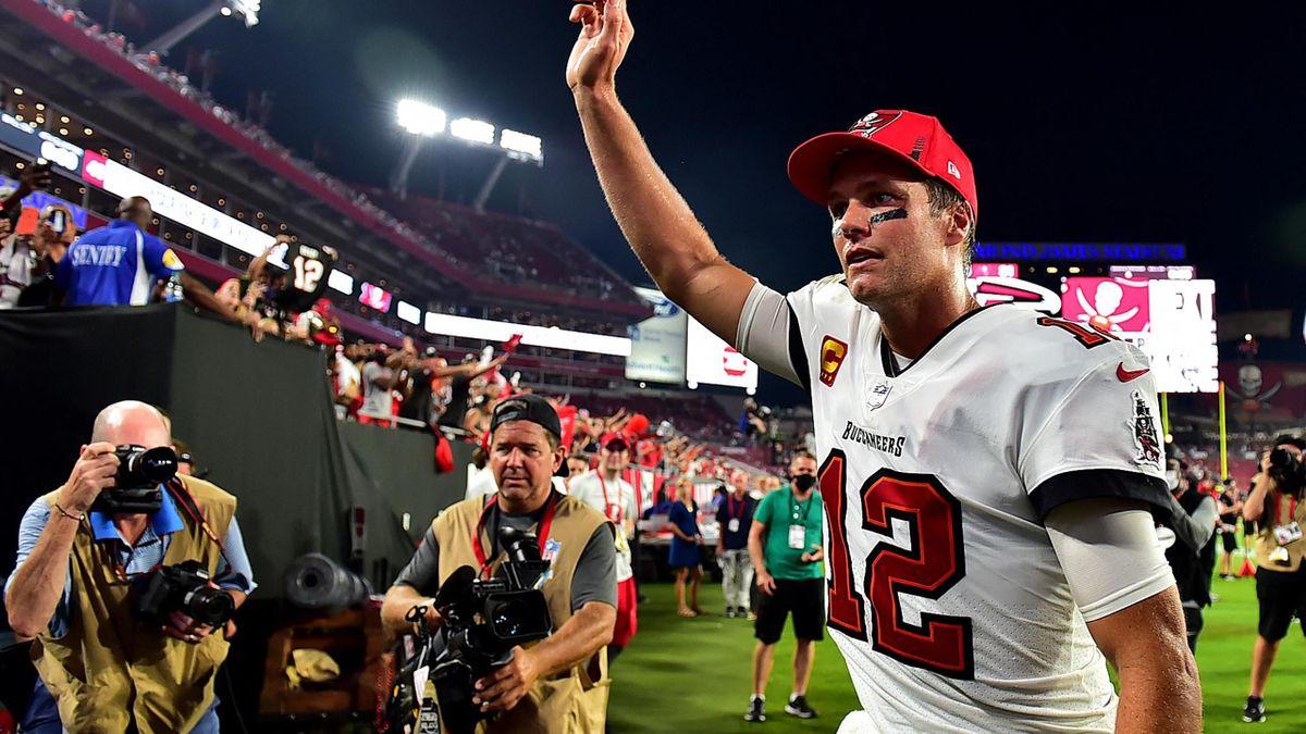 Tom Brady - AFP/Julio Aguilar