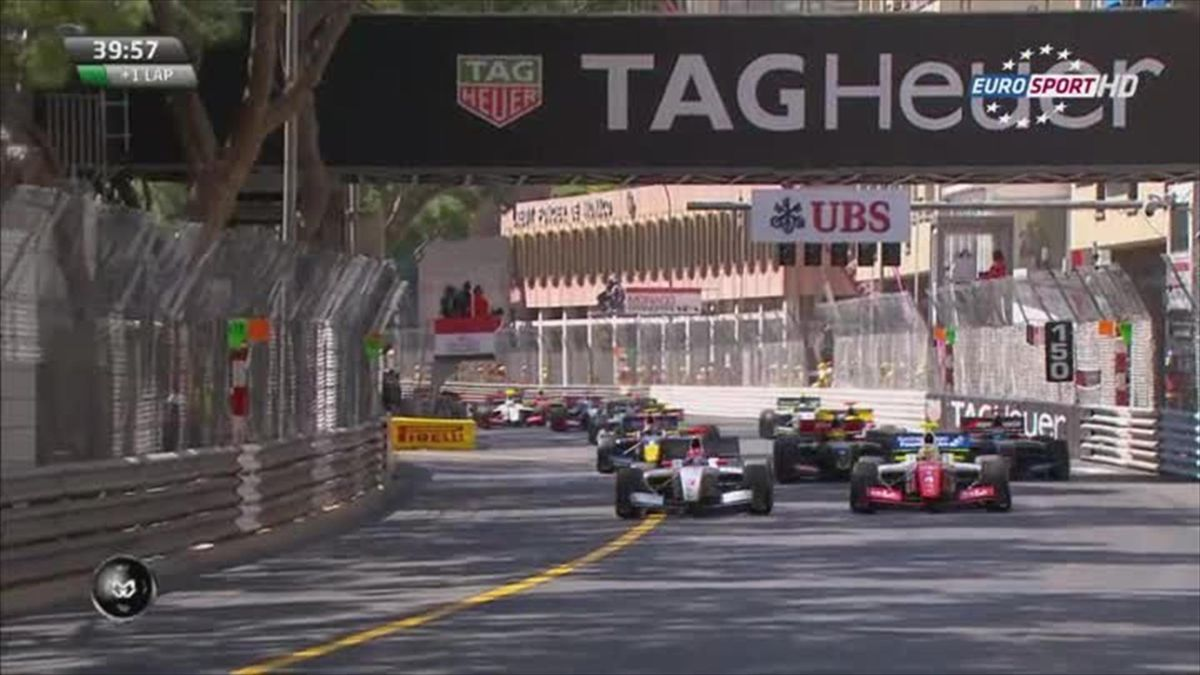 Formula Renault 3.5 Series Monaco