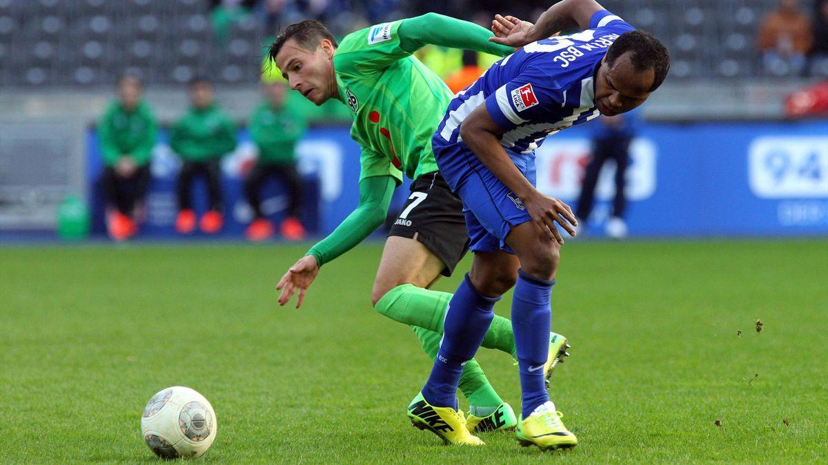 Hertha BSC Berlin empfängt Hannover 96.