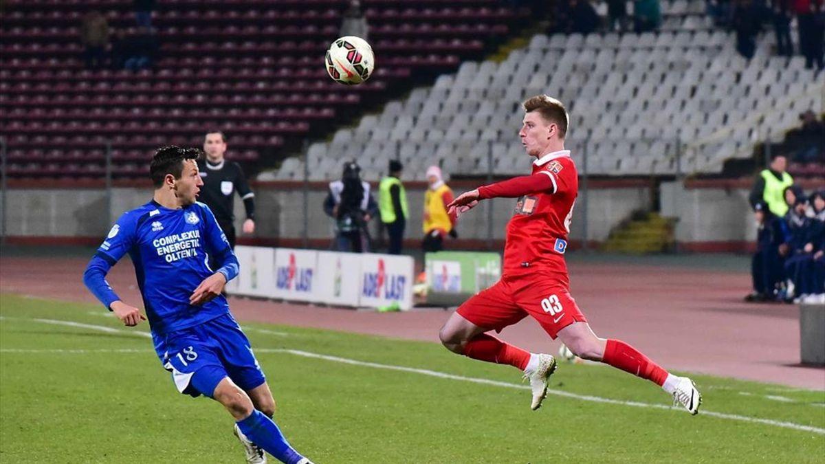 Valentin Lazăr, fostul jucător al lui Dinamo