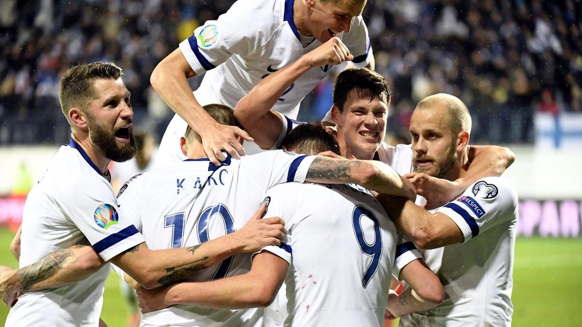 Finland Euro 2020 qualifiers