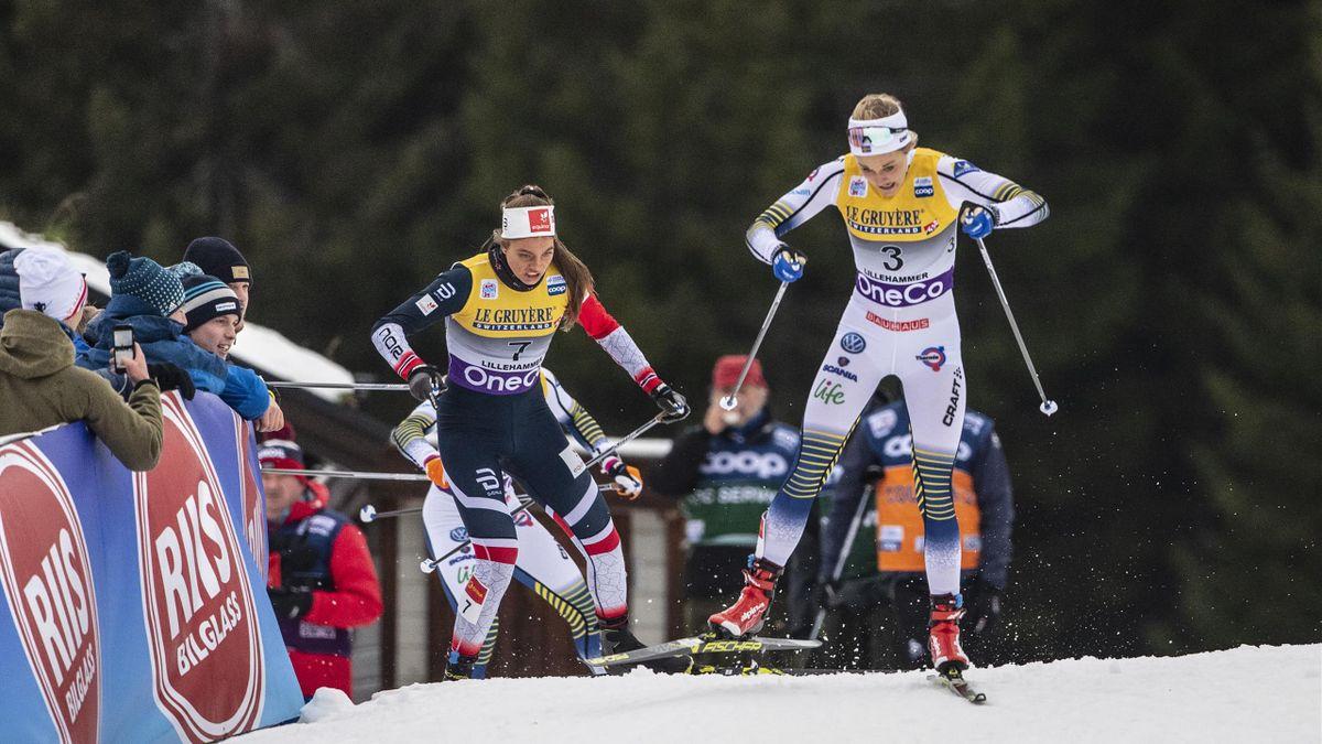 Stina Nilsson | Skilanglauf | ESP Player Feature