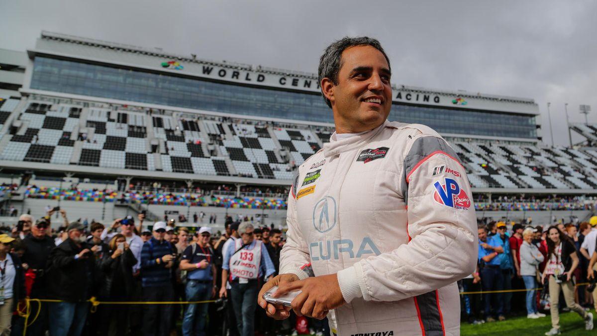 Juan Pablo Montoya ging von 2001 bis 2006 für Williams und McLaren in der Formel 1 an den Start