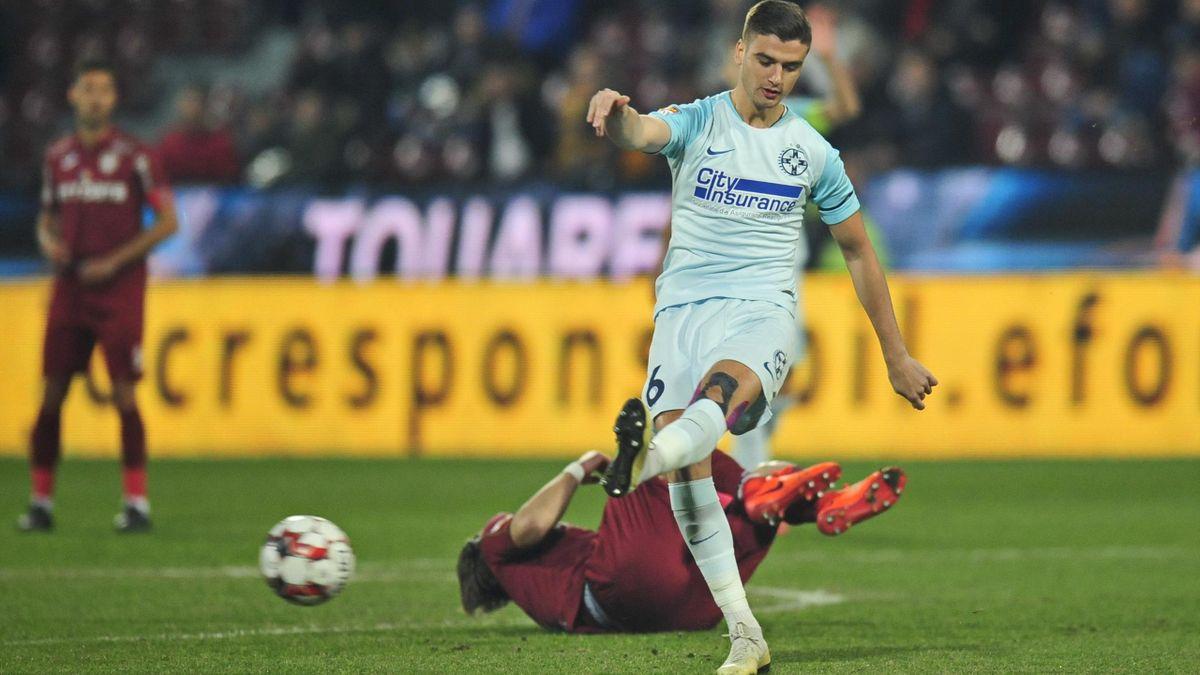 Liga 1 | Dragoș Nedelcu, mijlocașul celor de la FCSB