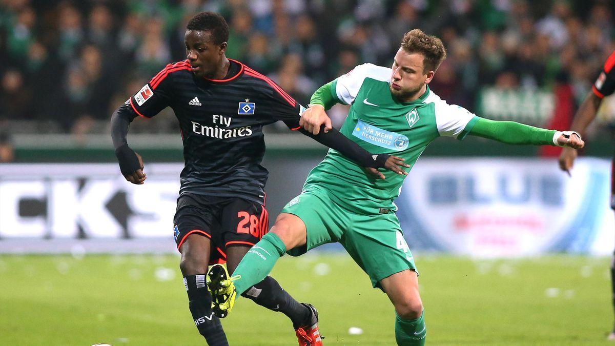Werder Bremen verliert das Nordderby gegen den HSV