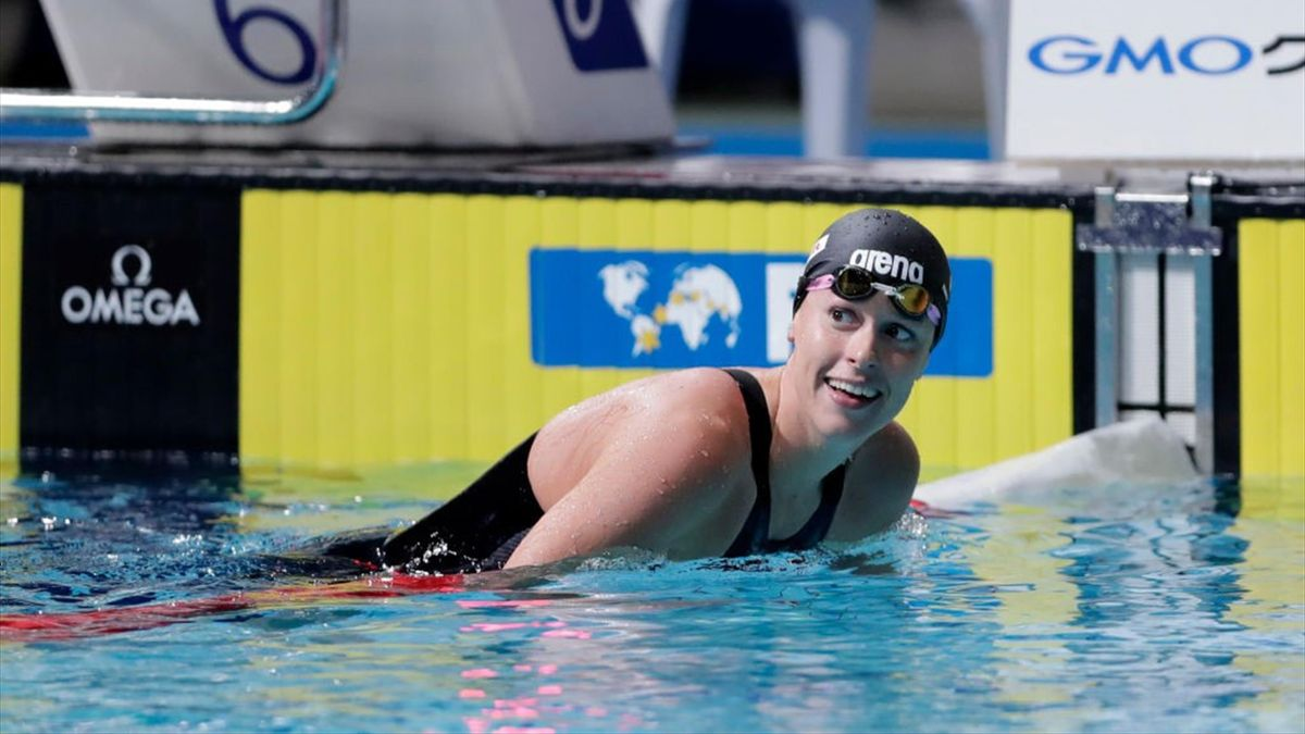 Federica Pellegrini al Mondiale di Tokyo nel 2019 - Getty Images