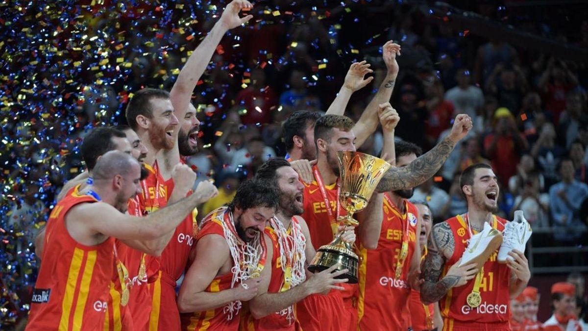 España campeona del Mundo 2019