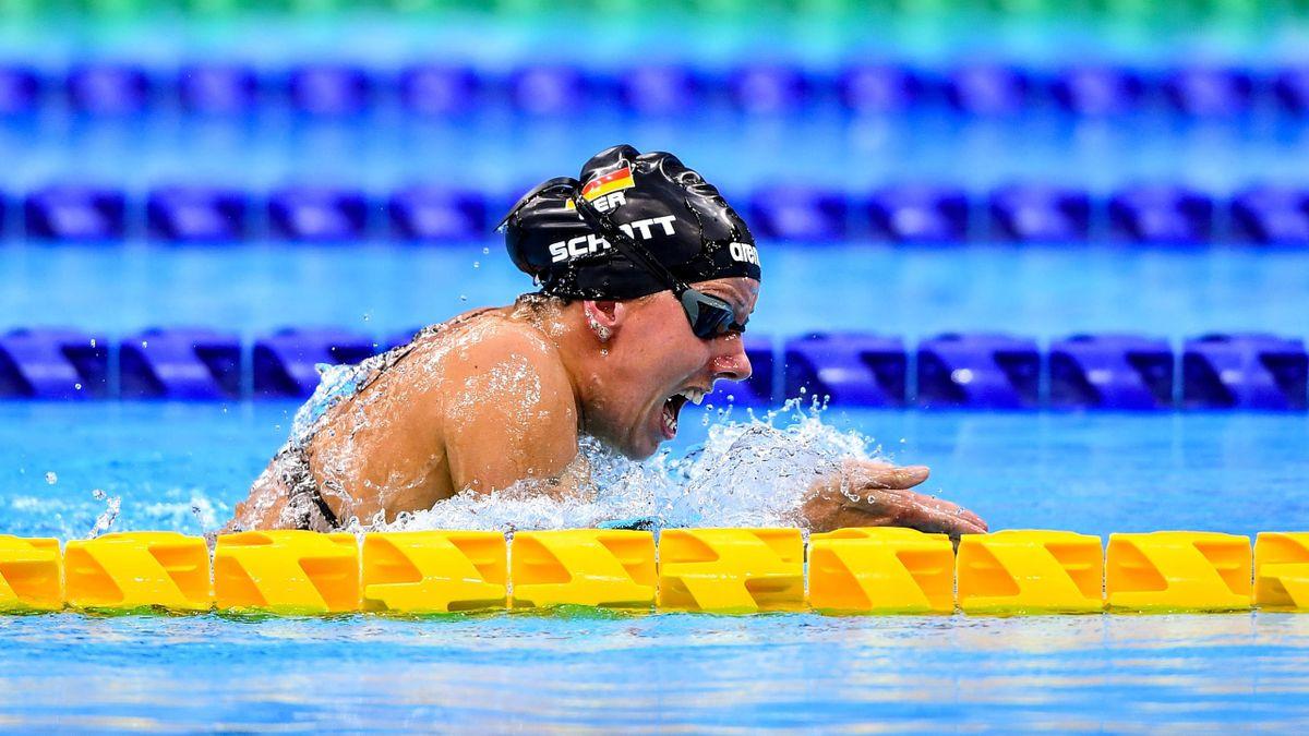 Verena Schott bei den Paralympics in Tokio