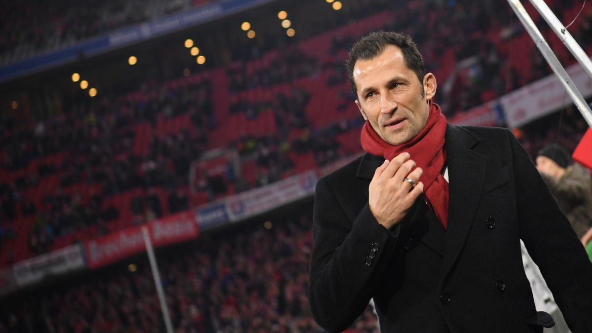 """Hasan Salihamidzic hat in einem Interview angekündigt, einen """"internationalen Star nach München bringen zu wollen"""""""