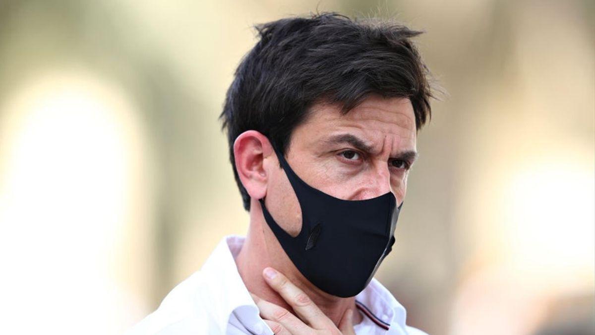 Toto Wolff (Mercedes) - GP of Bahrain 2021