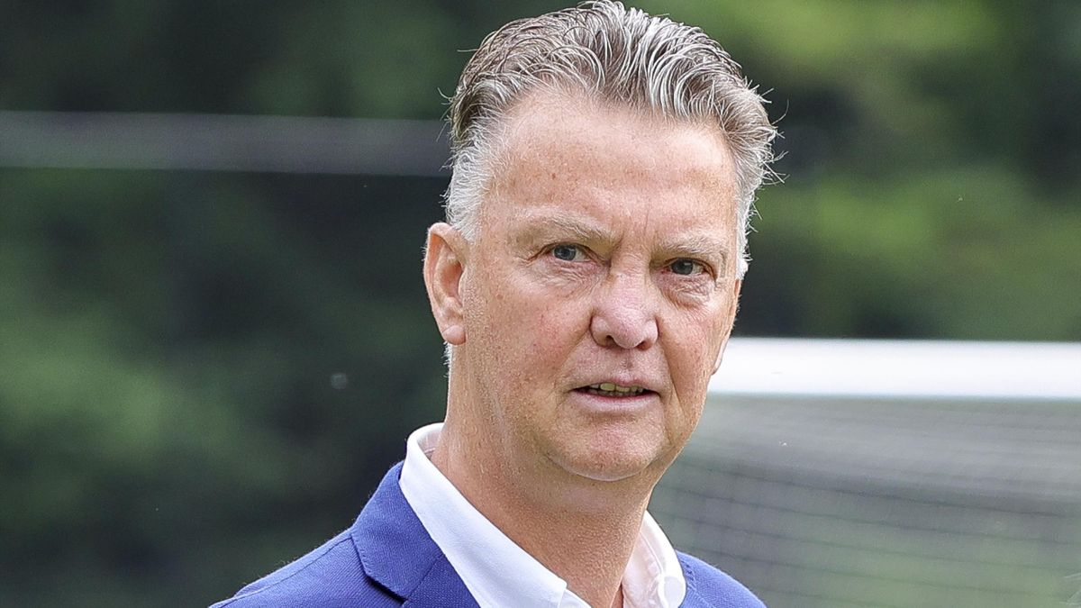 Louis van Gaal war zuletzt zwischen 2012 und 2014 Trainer der Niederlande