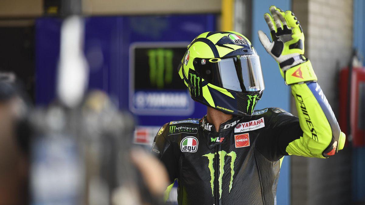 Valentino Rossi (Yamaha Factory) - GP of Netherlands 2019