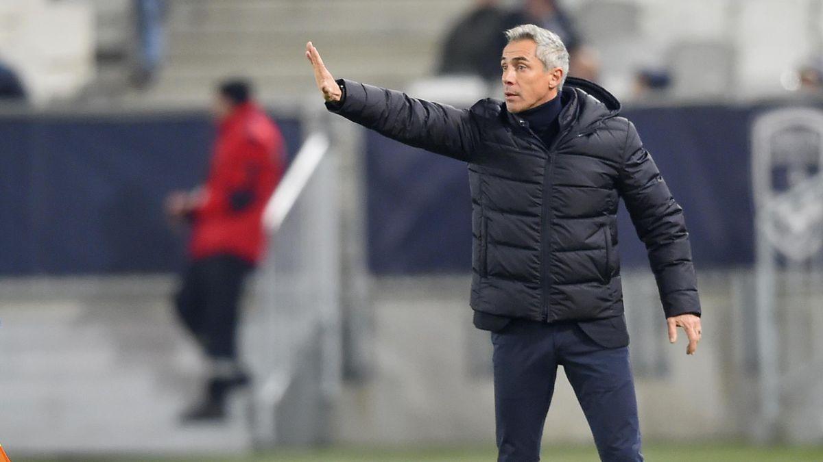 Paulo Sousa - Girondins Bordeaux