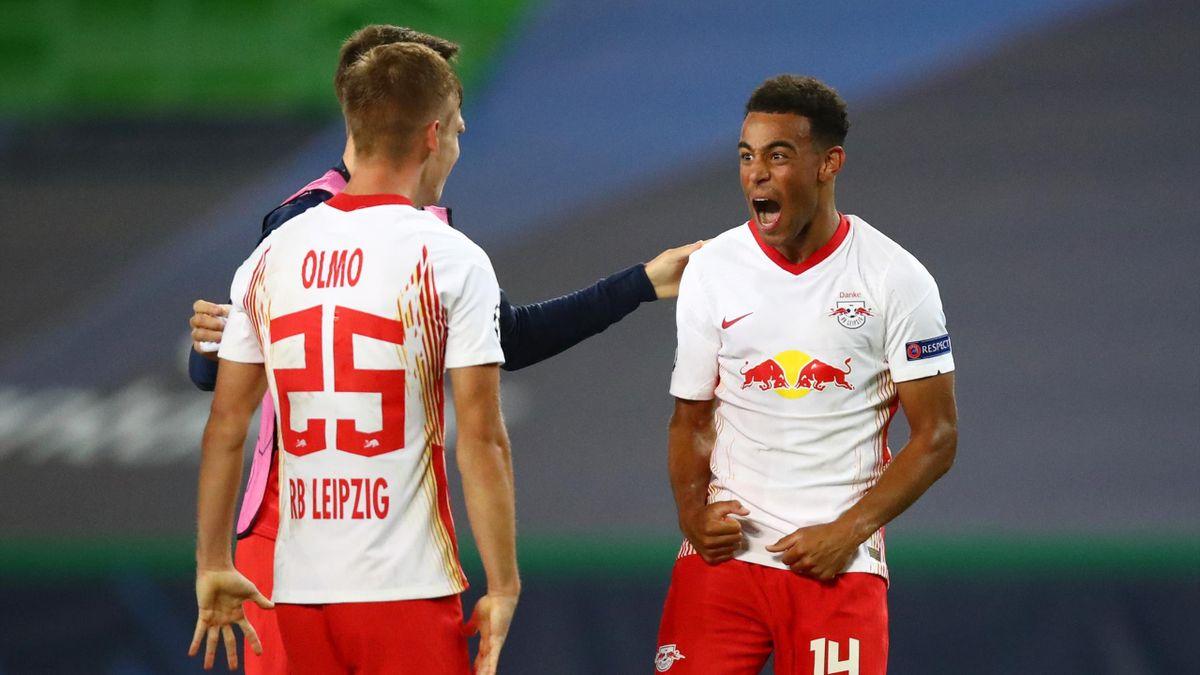 Tyler Adams, erou pentru RB Leipzig
