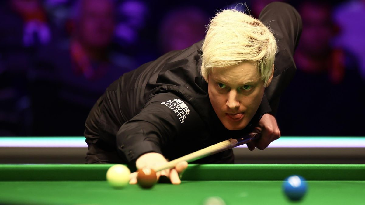 Neil Robertson   Snooker   ESP Player Feature