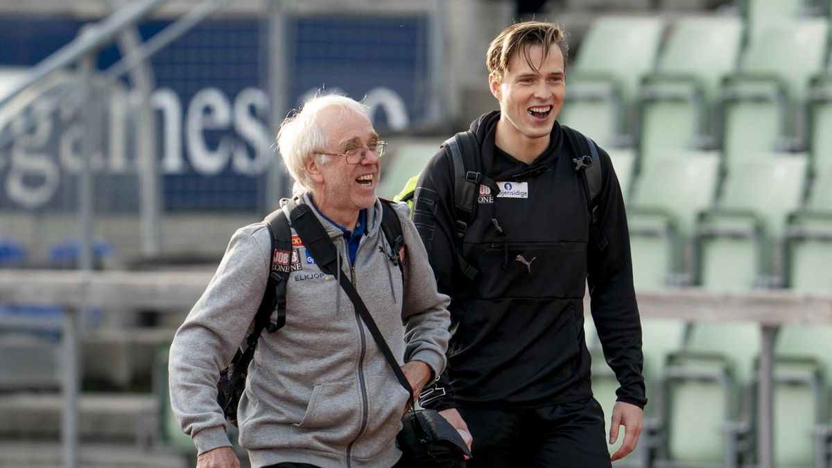 Leif Olav Alnes, Karsten Warholm