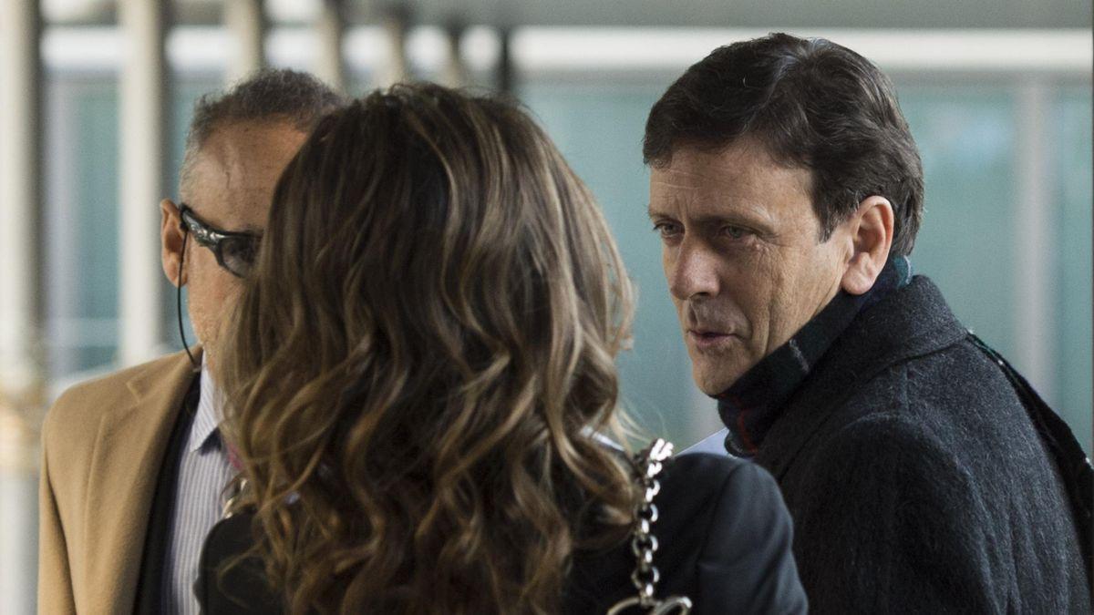 Eufemiano Fuentes lors de son procès en 2013.