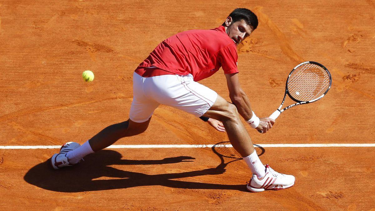 Novak Djokovic - Monaco, 2016.
