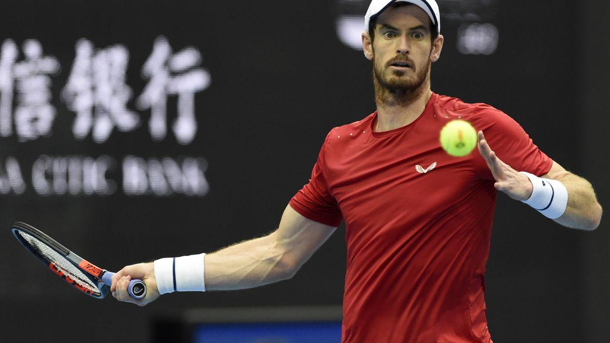 Andy Murray gewinnt Auftaktmatch in Shanghai