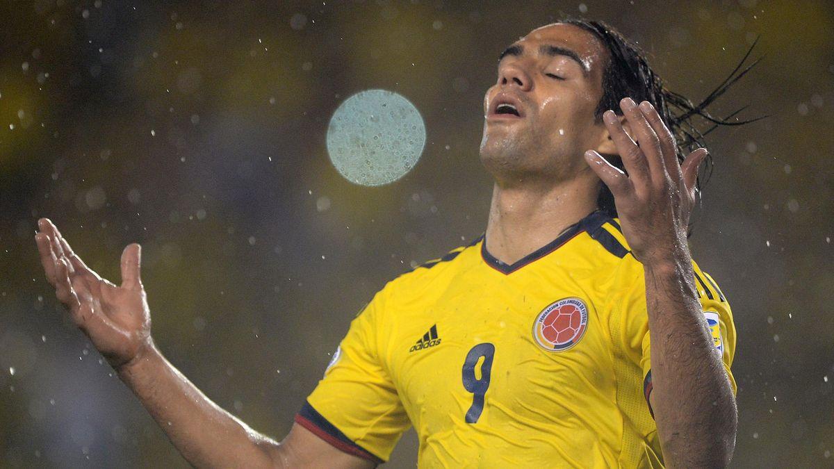 Радамель Фалькао («Монако», сборная Колумбии)