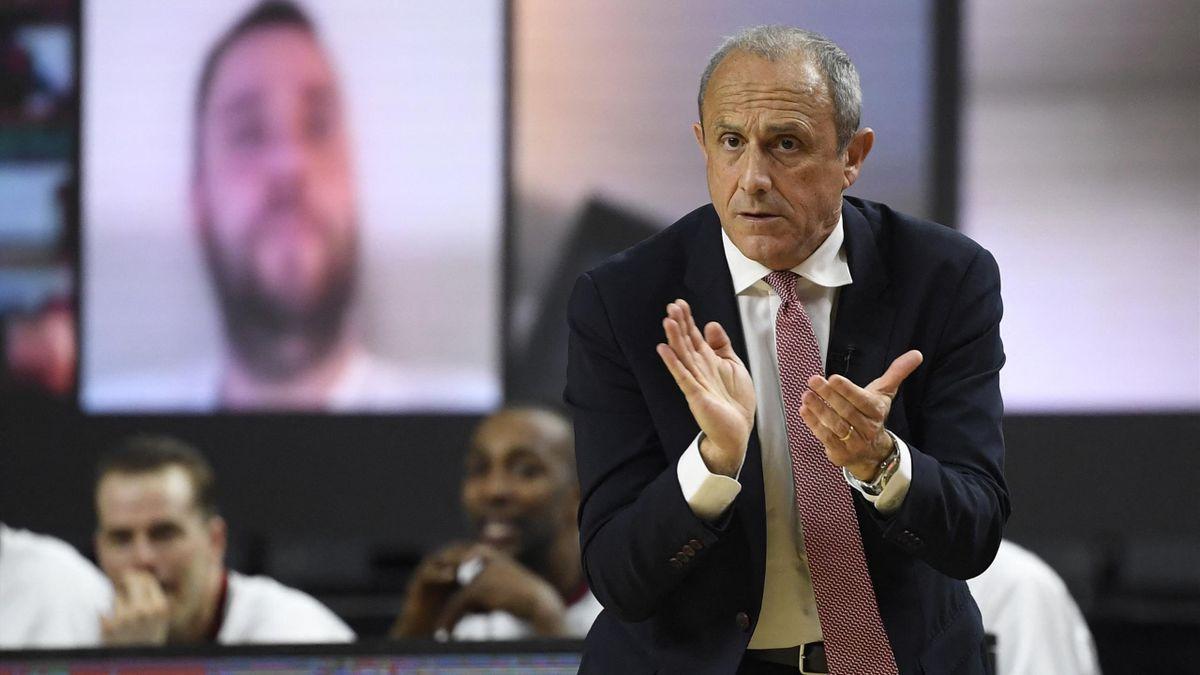 Coach Ettore Messina, AX Armani Exchange Milano, Eurolega 2020-21