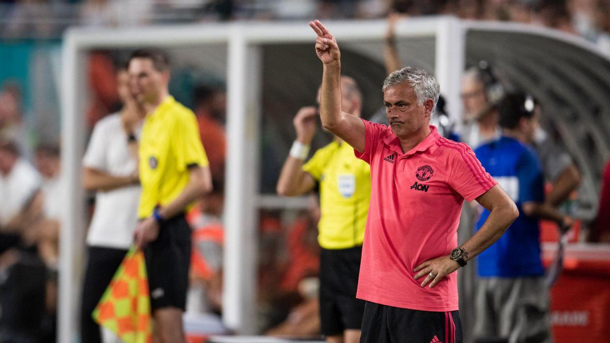 Mourinho war mit der Moral seines Teams zufrieden