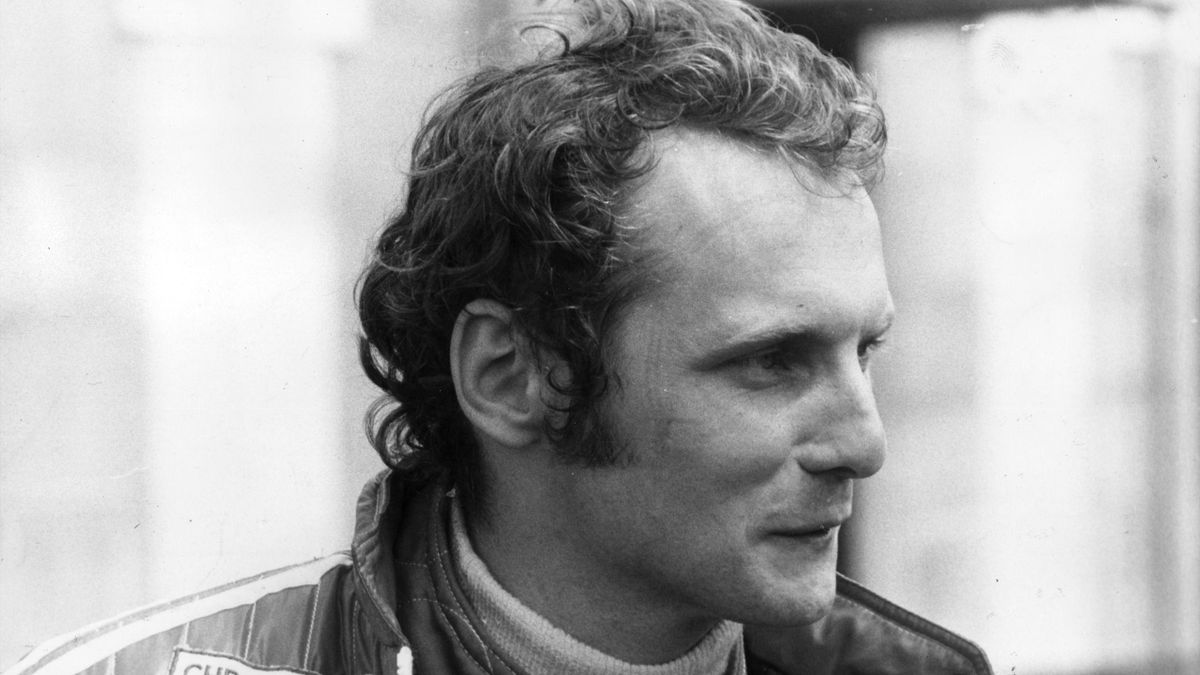 Niki Lauda en 1975